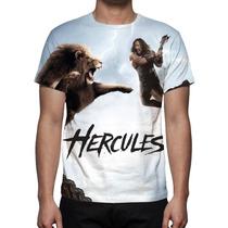 Camisa, Camiseta Hercules 2014 - Estampa Total