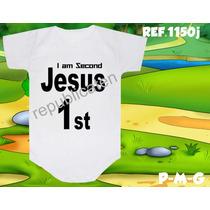 Body Evangélico I Am Second Jesus 1 St Gospel