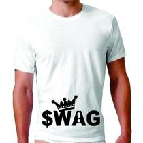 Camisetas Diamante Swag King Estilo Dope Mickey 4:20 Pv.