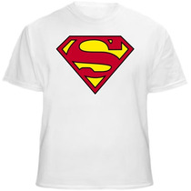 Camiseta Camisa Super Heróis Super Man Capitão America Flash