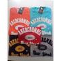 Lote Com 8 Camisetas Da Moda Bordadas Atacado + 2 Polo