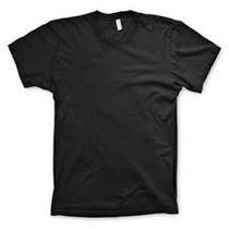 Camiseta 100%poliester Em Cores/p/sublimação/alta Qualidade