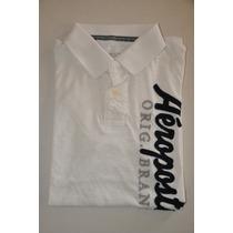 Camiseta Gola Polo Masculina Aéropostale Original Importada