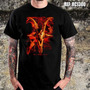 Camiseta De Rock Banda- Vital Remains - Ref.1300 - Rock Club