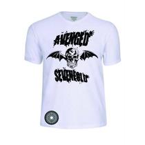 Camisas Camisetas Avenged Sevenfold Series Banda Rock Metal