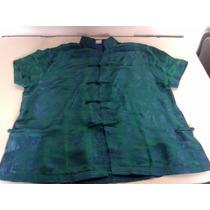 Blusa Feminina 100%silk(seda) Made In Vietnam
