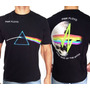 Camiseta De Banda - Pink Floyd - Dark Side At The Moon