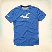 Camisa Camiseta Hollister Linha Sport - P - No Brasil
