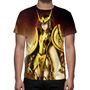 Camisa, Camiseta Cavaleiros Do Zodíaco Shun De Andrômeda