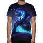 Camisa, Camiseta League Of Legends Draven Ceifador De Almas