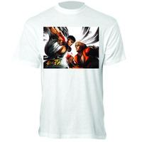 Camiseta Street Fighter - Camisa Ken Vs Ryu