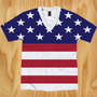 Camiseta Usa 10 - Estados Unidos - Eua