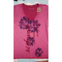 Camiseta Side Walk,feminina,original,ótimo Preço, Aproveite!