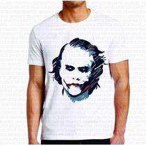 Camiseta Personalizada Masculina Coringa Joker