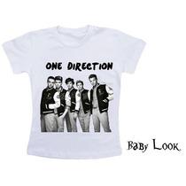 Camiseta One Direction 2014 Excluisiva Frete Gratis