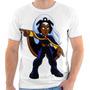 Camisa, Camiseta Desenho Criança Marvel - Tempestade