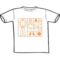 Camiseta Laranja Mecânica Estampas Exclusivas! Só Nós Temos!