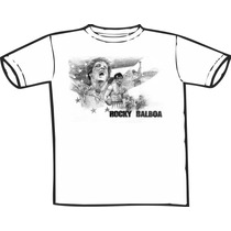 Camiseta Rocky Balboa Estampas Exclusivas! Só Nós Temos!