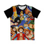 Camisa Infantil One Peace - Camiseta One Peace Infantil
