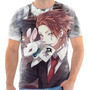 Camiseta Mangá Anime Serie - Hunter X Hunter Hisoka 02
