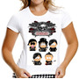 Camiseta Avenged Seven Camisa Baby Look South Park Mulher