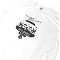 Camiseta - Estampa Volkswagem Karmann Guia 1955-1975 - Mk038