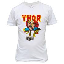 Camiseta Thor Marvel Promoção