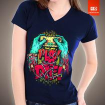 Camiseta Zombie Game Videogame Filme Personalizada Twd Zumbi