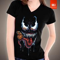 Camisetas Homem Aranha Spider Man Venon Heroes