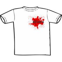 Camiseta Hannibal Lecter Estampas Exclusivas! Só Nós Temos!