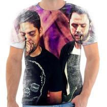 Camiseta Do Jorge E Mateus,sertanejo,estampada 8