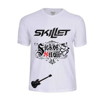 Camisas Camisetas Skillet Sick Of It All Reggae Rap Rock Pop