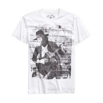 Social Republic Dos Homens Azuis Do Macaco T-shirt Gráfico