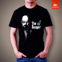 Camisetas Tv, Filme E Seriados - Breaking Bad - Walter White