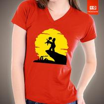 Camisetas Tv Desenhos E Seriados - O Rei Bart Simpsons