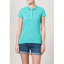 Camiseta Polo Feminina Tommy Hilfiger Original