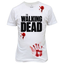 Camiseta Ou Baby Look The Walking Dead Infectados