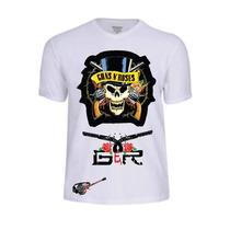 Camisas Camisetas Guns N