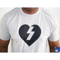 Camiseta Mystery Heart -skate-element- Fallen - Shape