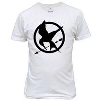 Camiseta Ou Baby Look Jogos Vorazes Em Chamas