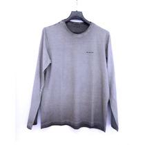 Mh Multimarcas - Camiseta Estonada Ellus M/l Nova E Original