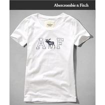Camisa Camiseta Abercrombie Feminina - M - Original