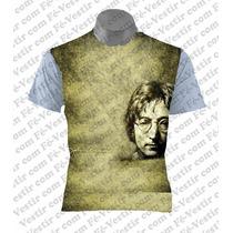 Camiseta Rock - John Lennon - The Beathes