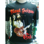 Camiseta Raul Seixas Gita Cor Preta Camiseta De Rock