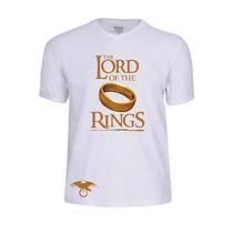 Camisas Senhor Dos Anéis Filme Serie Seriado Zumbi Camisetas