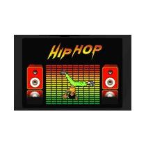 Blusa Camise Hiphop Led Acend Brilha Pisca Som Musi Rap Fest