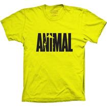 Camisetas Camisa Animal Park Musculação Masculina Blusa