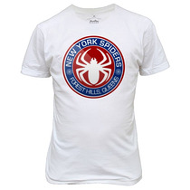 Camiseta Ou Baby Look Homem Aranha New York