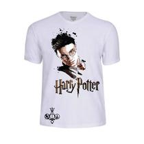 Camisas Harry Potter Filme Serie Seriado Zumbi Camisetas Pop