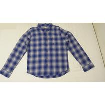 Camisa Social Hollister - Tam Xl